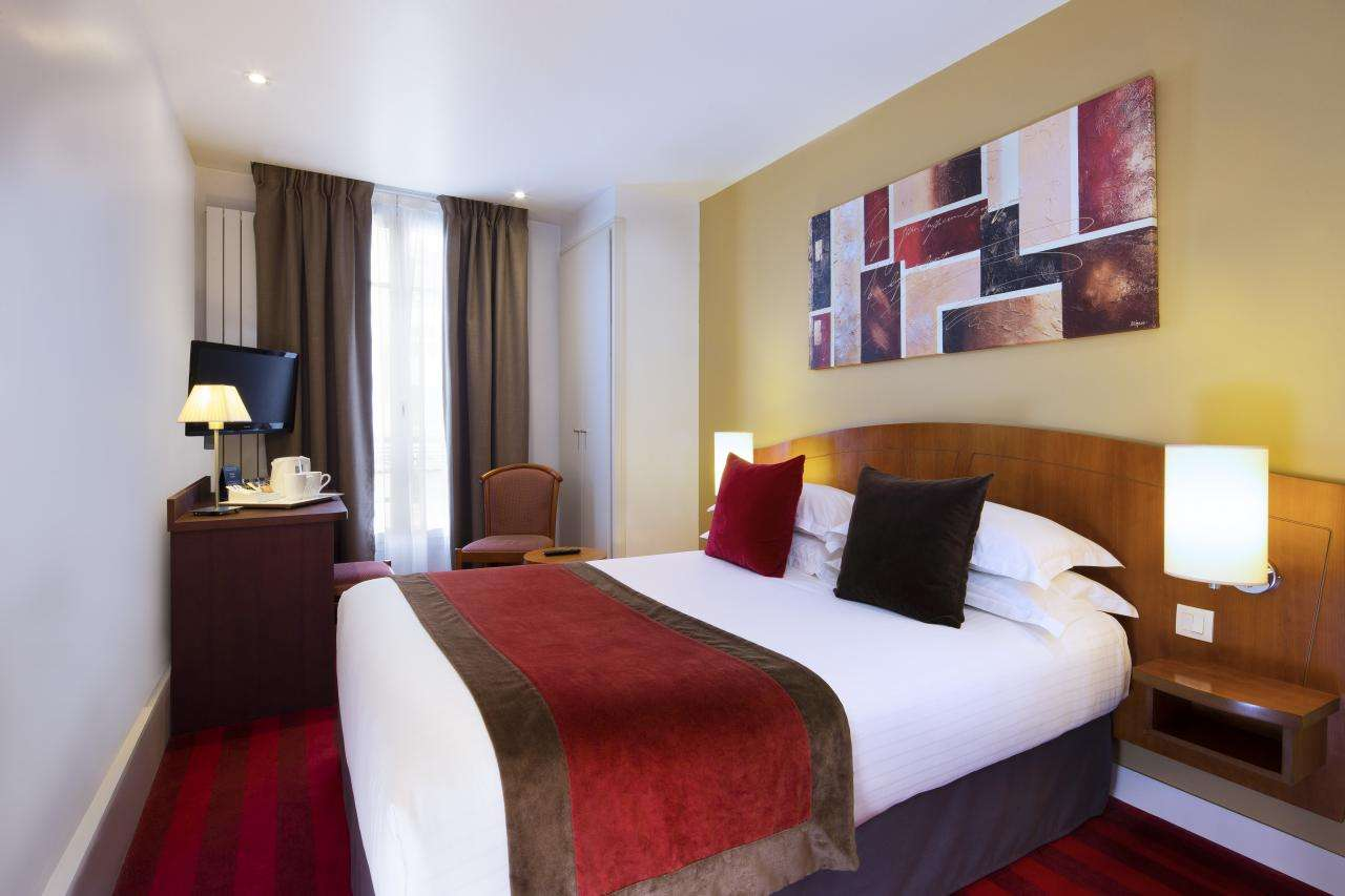 Europe Hotel Paris - Chambre Double